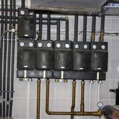 Каскадная котельная 170 кВт